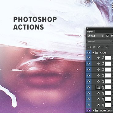 Download Designer Photoshop Actions