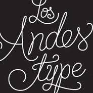 Los Andes Type - YouWorkForThem