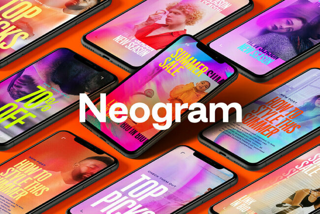 Create Bold, Bright, and Beautiful Instagram Stories With Neogram