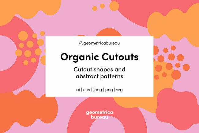 Organic Cutouts: The Natural World Meets Contemporary Abstract Art