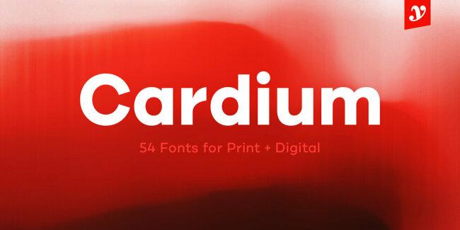 New Fonts by Yellow Design Studio & Mark Simonson!