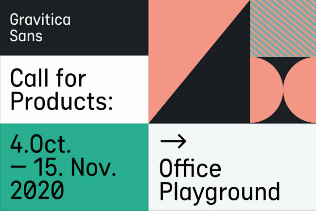 Gravitica: A Hand-Picked Modern Sans Serif From Supply Of Fonts