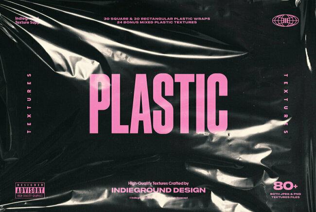 Plastic Textures: This Bubble Wrap Pops