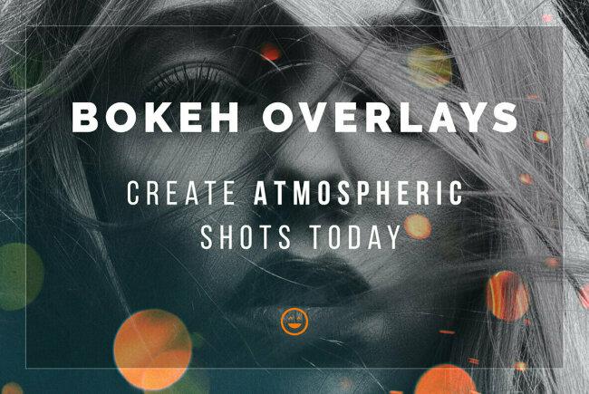 Bokeh Overlays: Shadow, Fog, Sun