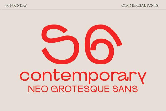 The Sensational S6 Sans