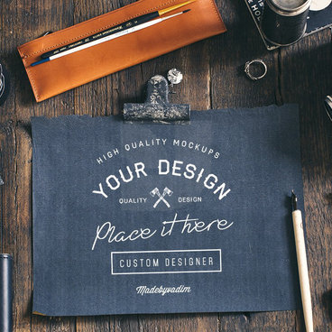Explore the Plethora of Stock Graphics, Mockups & more from Madebyvadim