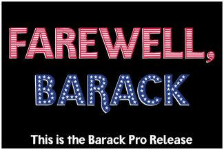 Barack Pro Celebrates Stars And Stripes