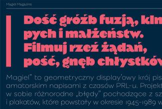 Revisiting Warsaw's History Through Magiel PRO