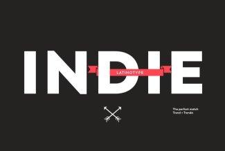 Trenda: A Confident Sans Serif From LatinoType