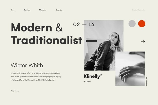 Biotif: An Elegant Sans Serif With Immaculate Architecture