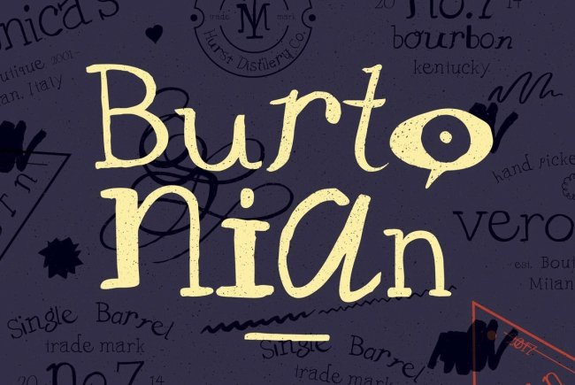Capture A Touch Of The Strange And Unusual With YWFT Burtonian