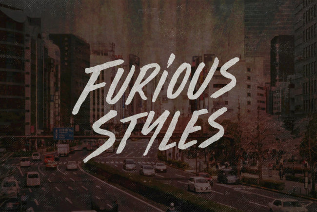 Hand-Painted And Driven By Energy: Furious Styles