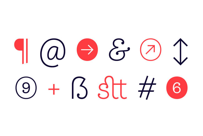 Bw James: A Warm And Elegant Sans Serif, New From Branding With Type