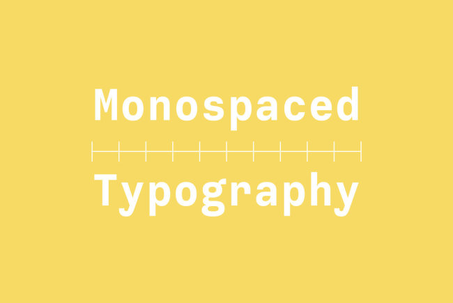 Calling Code: A Cute And Friendly Monospaced Font