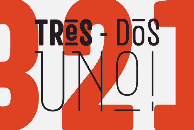 A Contemporary Sans Serif With Latin American Flavor: Merlod