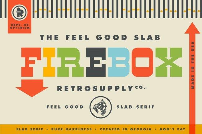 Firebox Evokes The Charm And Nostalgia Of 1950s Tinplate Toys