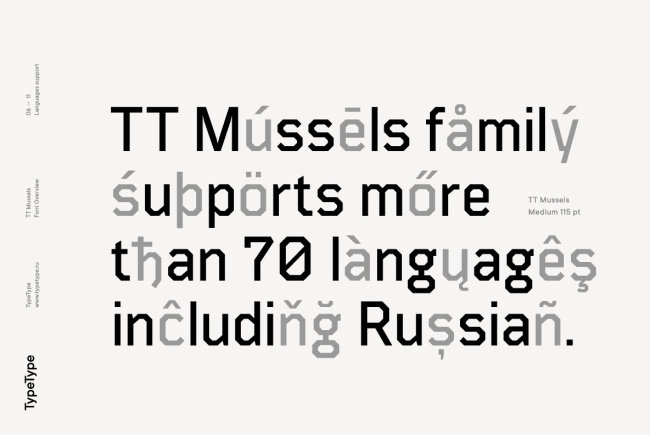 Convey Strength And Confidence With TT Mussels