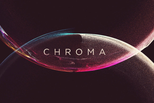 Stunning New Graphics From RuleByArt: Chroma