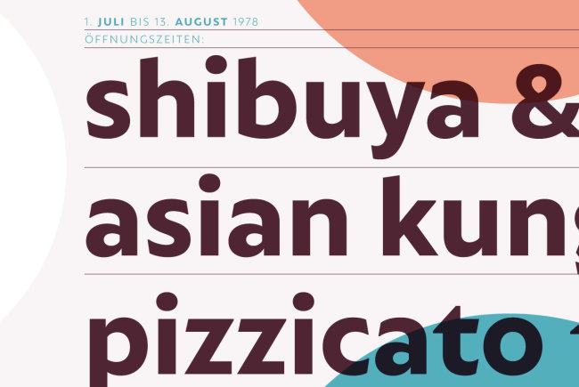A Clean, Sharp Sans From LatinoType: Autor