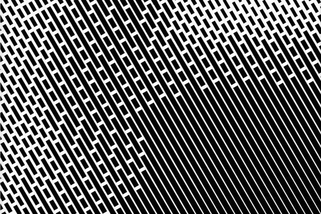 Bit Blend Explores Light And Shadow Through Pixel Saturation