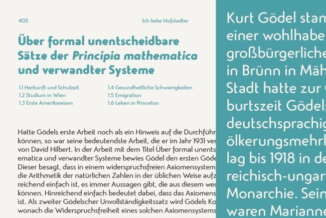 "Studio Gothic From Zetafonts Breathes New Life Into ""Simplicity"""