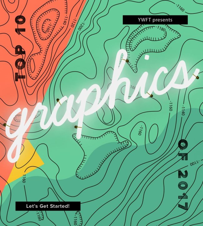 Top Ten Graphics of 2017