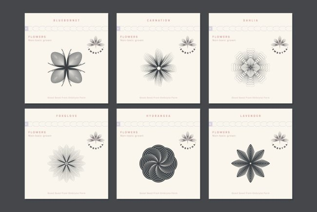 Ornamental Floral Designs With A Contemporary Twist: Flowers 02 From Sigma