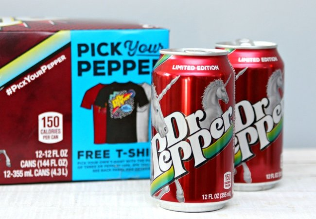 One-of-a-Kind Dr Pepper Licenses One-of-a-Kind Sant'Elia Script