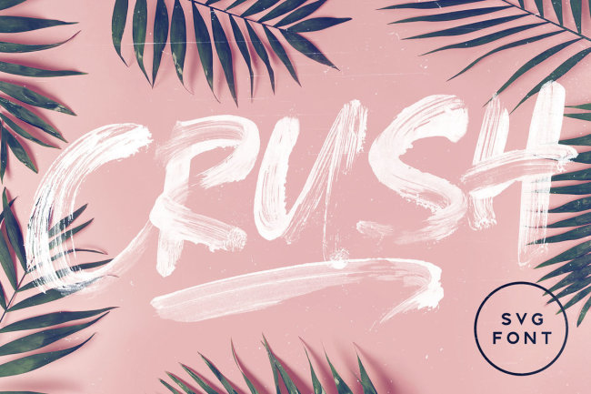 Newsletter Feature: Download A New SVG Font by Set Sail Studios + Much More