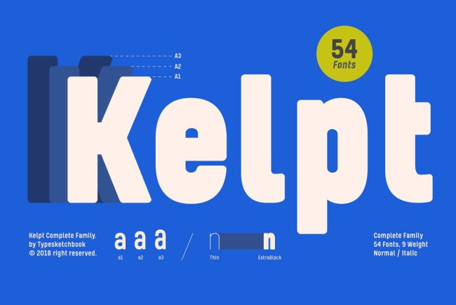 Newsletter Feature: More Great Savings on New Fonts + Geometric Patterns With A Minimalist Approach