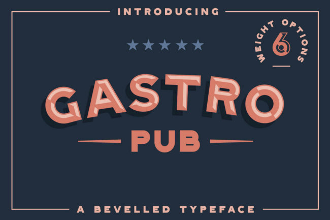 The Bold And The Beveled: Gastro Pub From Hustle Supply Co.