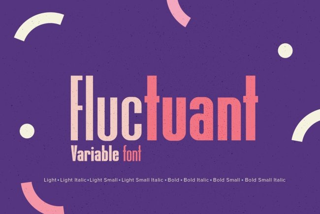 Newsletter Feature: Download Our First Ever Variable Font Family for just $12 + More Deals