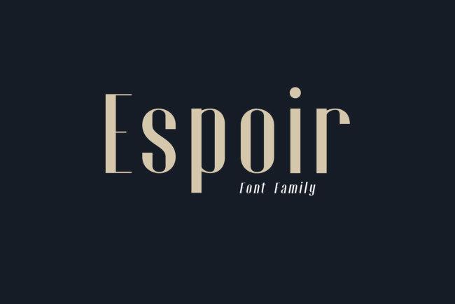 Espoir: Minimalist Elegance From Craft Supply Co.
