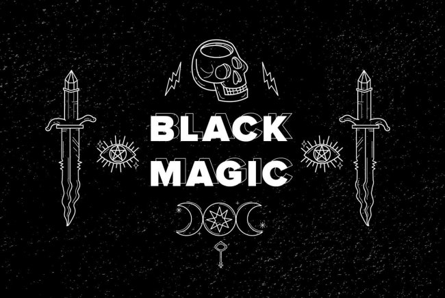 Whip Up A Little Black Magic With Illustrations From YouWorkForThem