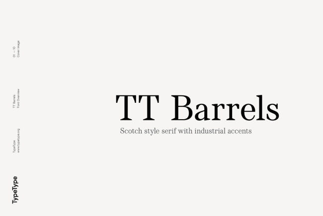 Newsletter Feature: Download 12 New TypeType Serifs for $40 + A Contemporary Sans by Tegami