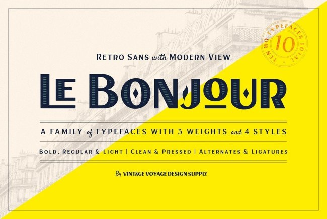 Newsletter Feature: Download New Fonts & Graphics +  A Font Family w/ Sweetness & Sophistication
