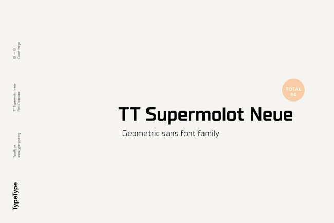 Newsletter Feature: Download 54 New TypeType Fonts for $35 + More Deals