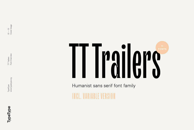 Newsletter Feature: Download New Fonts by TypeType + Explore The World Through Abstract Art