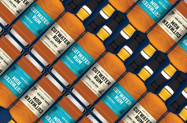 Cutwater Spirits Licenses Sucrose for Their Corporate Branding
