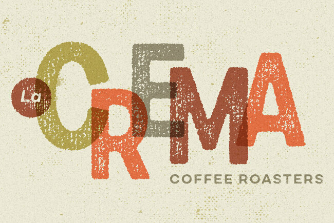 Draft Natural: A Handmade and Barrel-Aged Letterpress Family From Yellow Design Studio