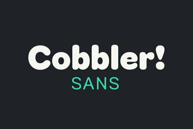 Cobbler Sans Brings a Soft Touch to Geometric Architecture