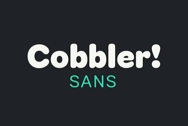 Cobbler Sans Brings a Soft Touch to Geometric Architecture