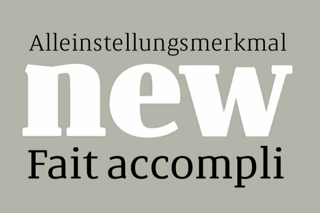 Bionik: A Softly Squarish Serif, New From Fontador