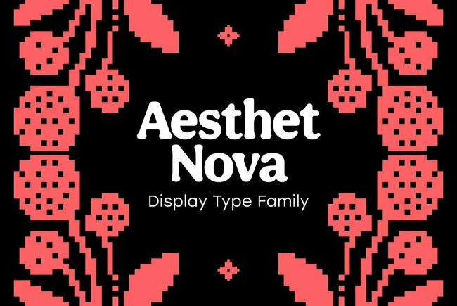 Newsletter Feature: Download New Designs by The Northern Block, Zetafonts & YouWorkForThem