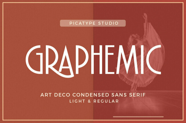 Graphemic Recalls the Roaring 20s With Cinematic Style
