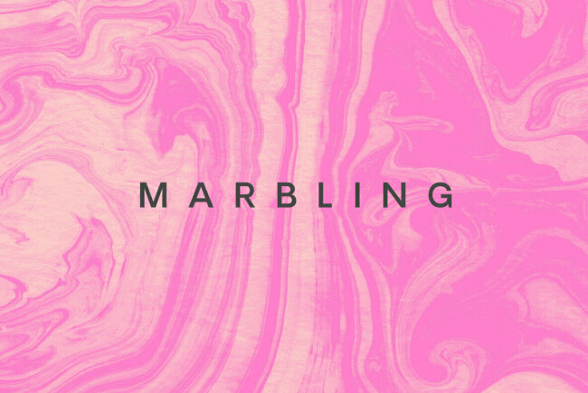 A Realistic Paper Marbling Texture Series, New From Danny Jones