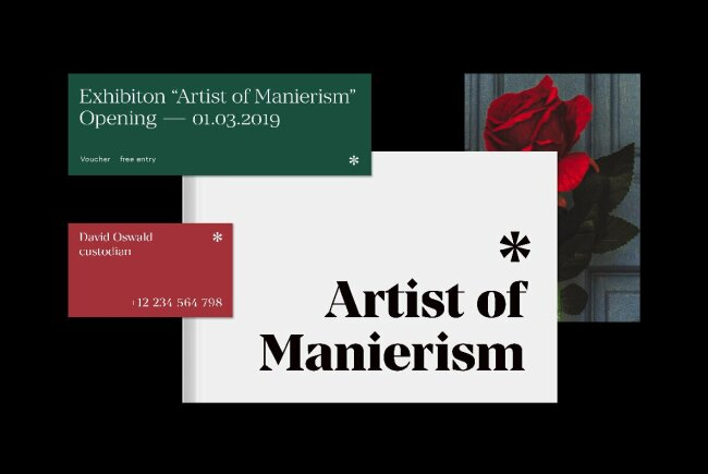 Manier: A Sophisticated Contemporary Wedge Serif Family From Piotr Lapa