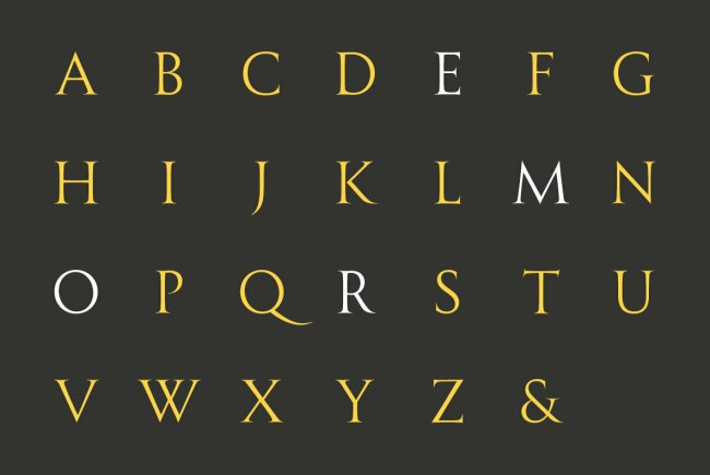 Allrounder Monument: A Timeless Serif Inspired By Ancient Rome