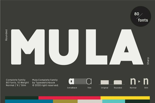 Newsletter Feature: Download New Fonts from Top Designers