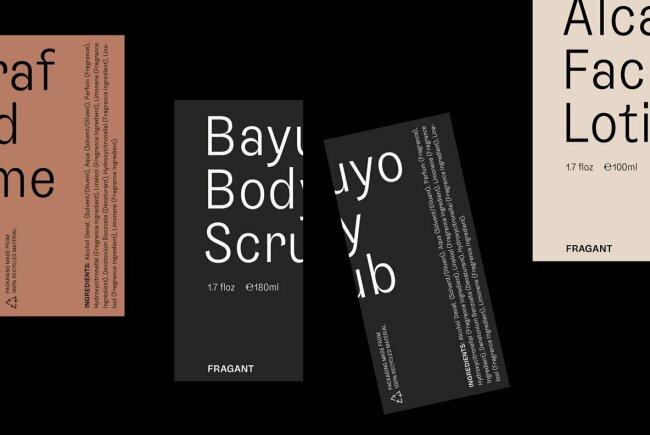 Sombra: An Organic Grotesque Sans Serif Family From TypeMates